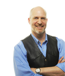 Entrepreneurial psychologist Dr. Marc Kossmann