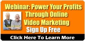 Power Your Profits with Dr. Marc and Charlie through their special report + webinar! Click Now