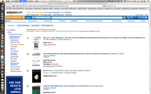 No 1 Best Seller for Web