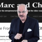 Video Marketing Minute with Dr. Marc and Charlie – Customers Will Get In Your Face